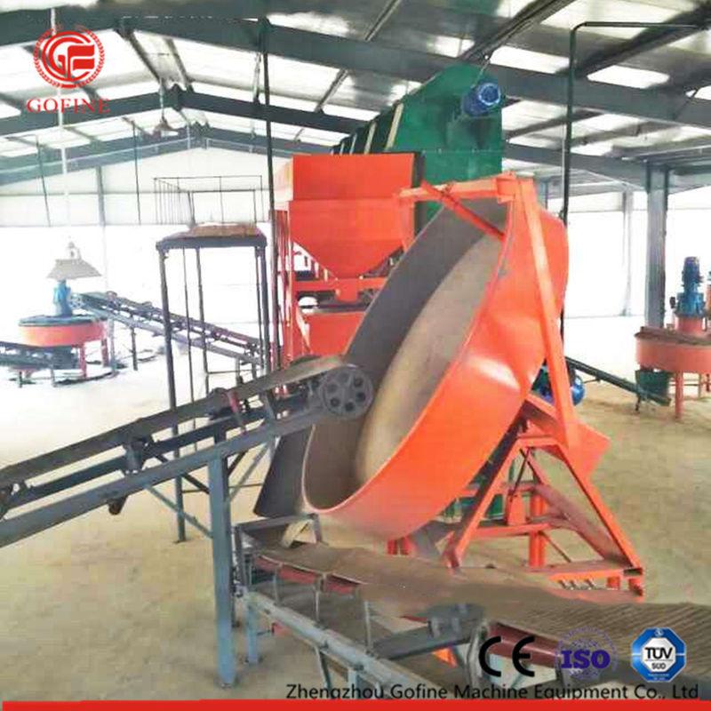 Disc Granulator/ Fertilizer Granular Machine Manufacturer